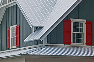 Advanced Metal Roofing In Peabody Nh