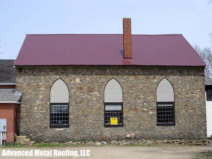 Brentwood Metal Roofing
